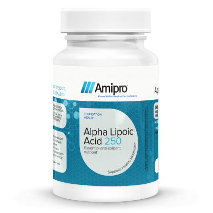 Amipro Alpha Lipoic Acid 250mg
