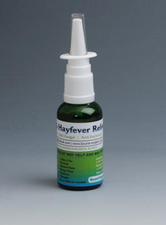 Bound Oxygen Sinus and Hayfever
