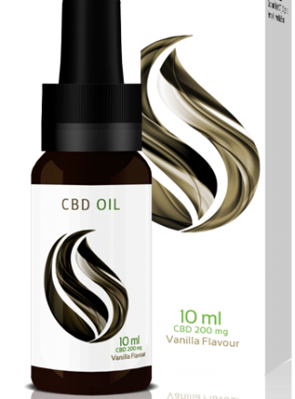 Coyne CBD oil 200mg 10 ml