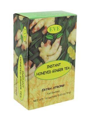 Eve Instant Honeyed Ginger Tea Extra Strength