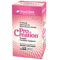Pro Creation Female Fertility Support