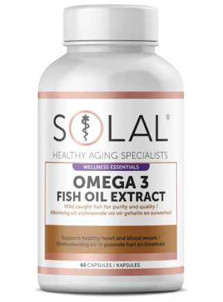 Fish Oil (Extract) Omega-3