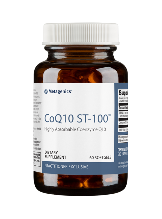 Metagenics CoQ10 ST 100mg