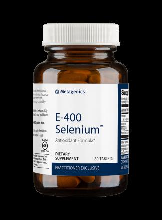 Metagenics E400 Selenium