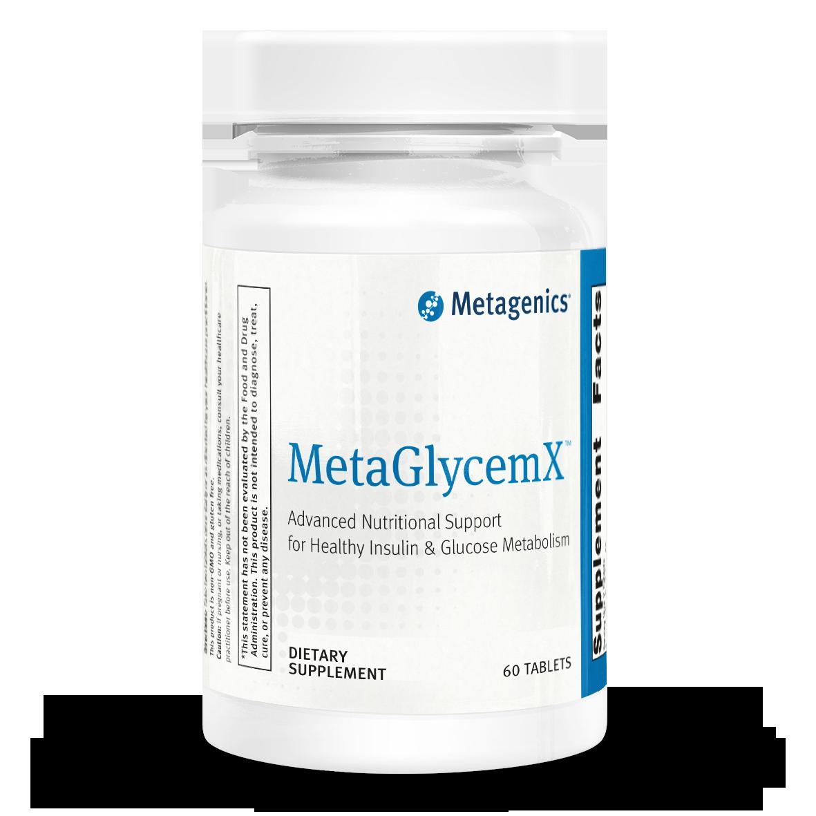 Metagenics MetaGlycemX