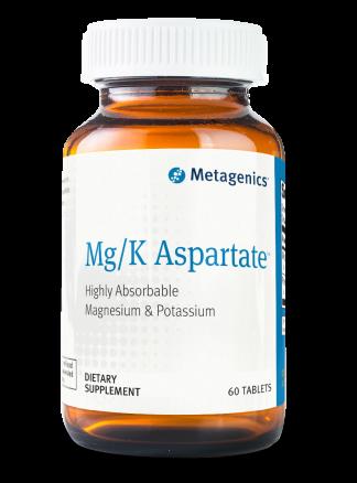 Metagenics Mg/K Aspartate