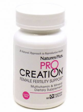 Natures Plus ProCreation Female fertility Support