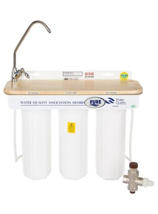 Pure 3 Stage Under Counter Water Purifier