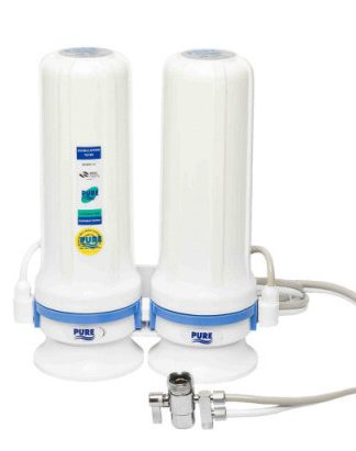 Dual Purpose Double Counter Top Water Purifier