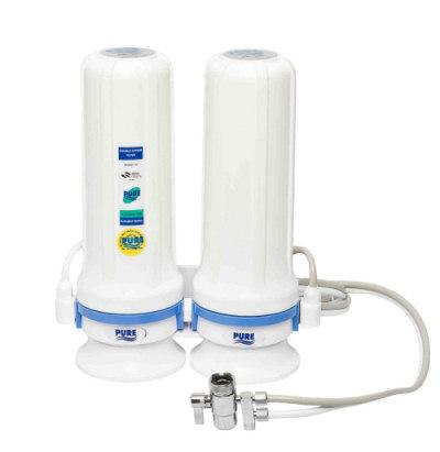 Dual Purpose Double Counter Top Water Purifier
