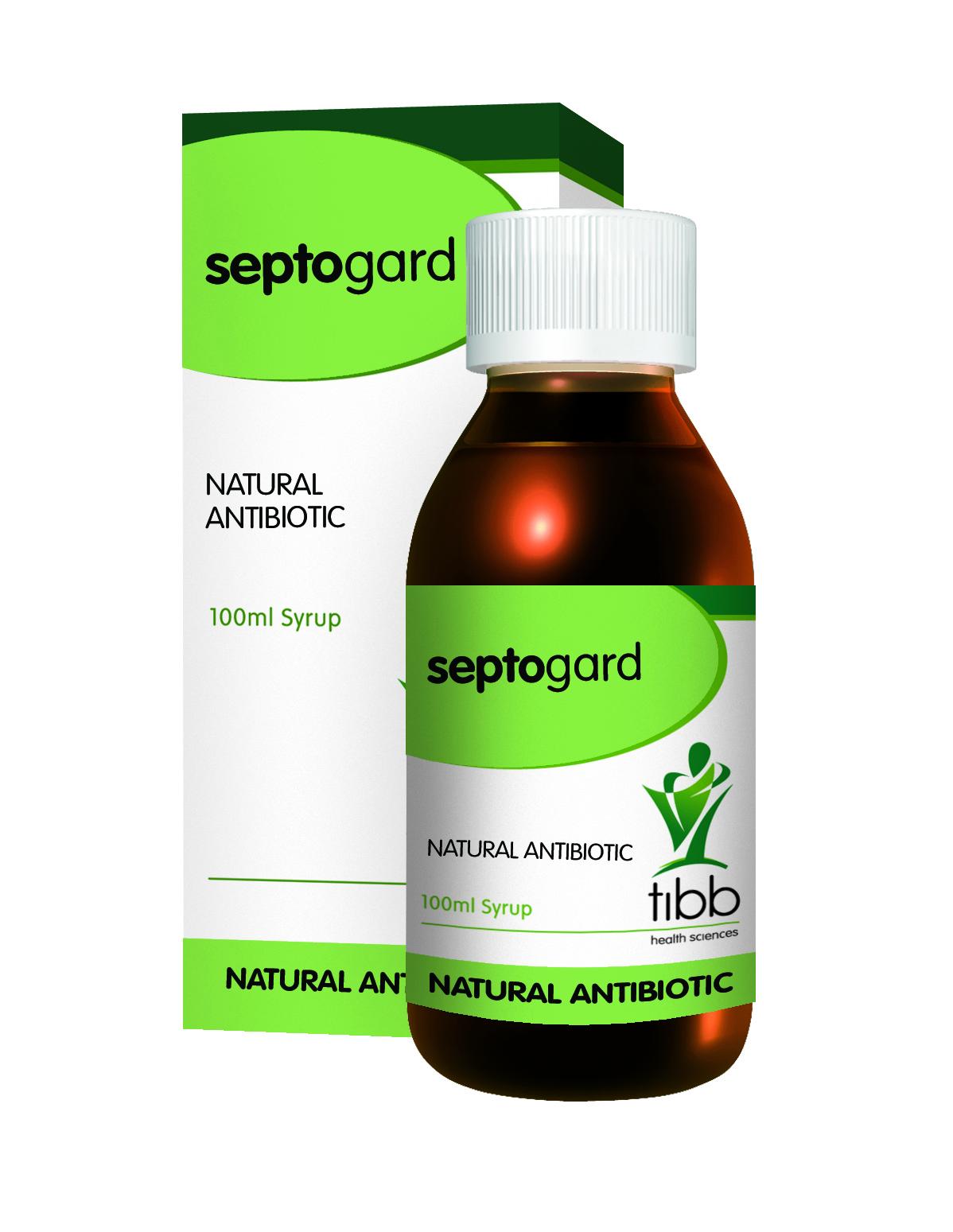 Tibb Septogard Syrup 100ml
