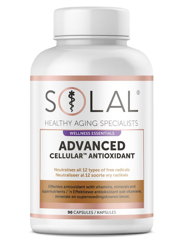 Solal Advanced Cellular Anti Aging Antioxidant
