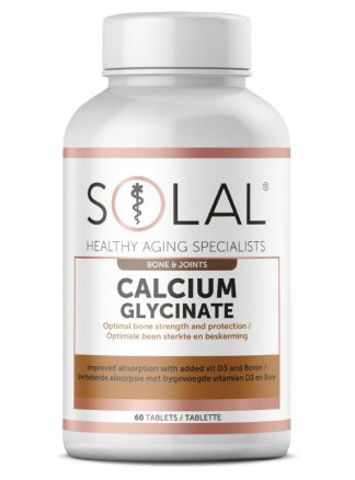 Solal Calcium Glycinate