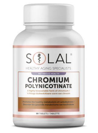 Solal Chromium Polynictinate