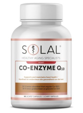Solal Co Enzyme Q10