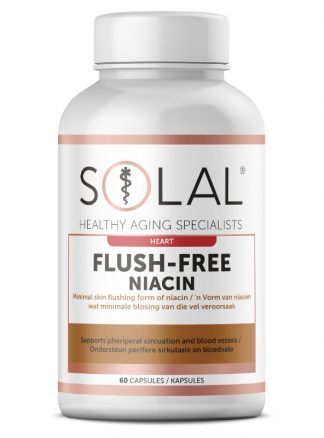 Solal Flush Free Niacin
