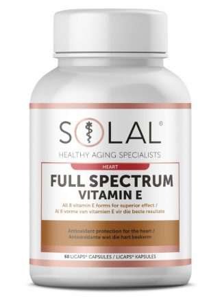 Solal Full Spectrum Vitamin E