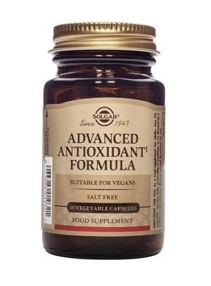 Solgar Advanced Antioxidant Formula 30 Vegicaps
