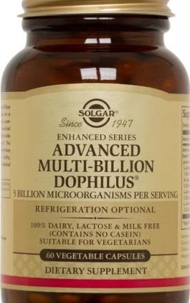 Solgar Advanced Multi-Billion Dophilus® Vegetable Capsules