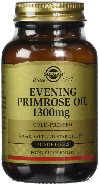 Solgar Evening Primrose Oil 1300 mg Softgels