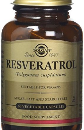 Solgar Resveratol 60 capsules