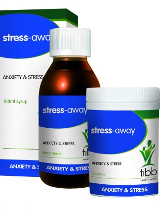 Tibb Stress Away tablets