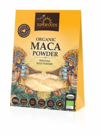 Superfoods Organic Maca