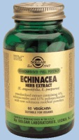 Solgar Echinacea Herb Extract Vegetable Capsules