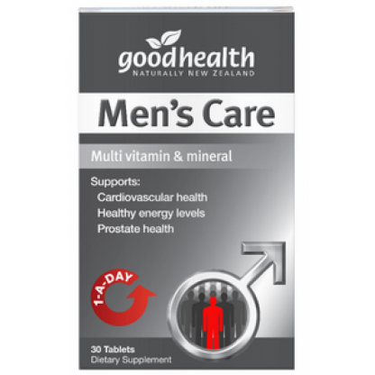 Good Health Mens Care 30