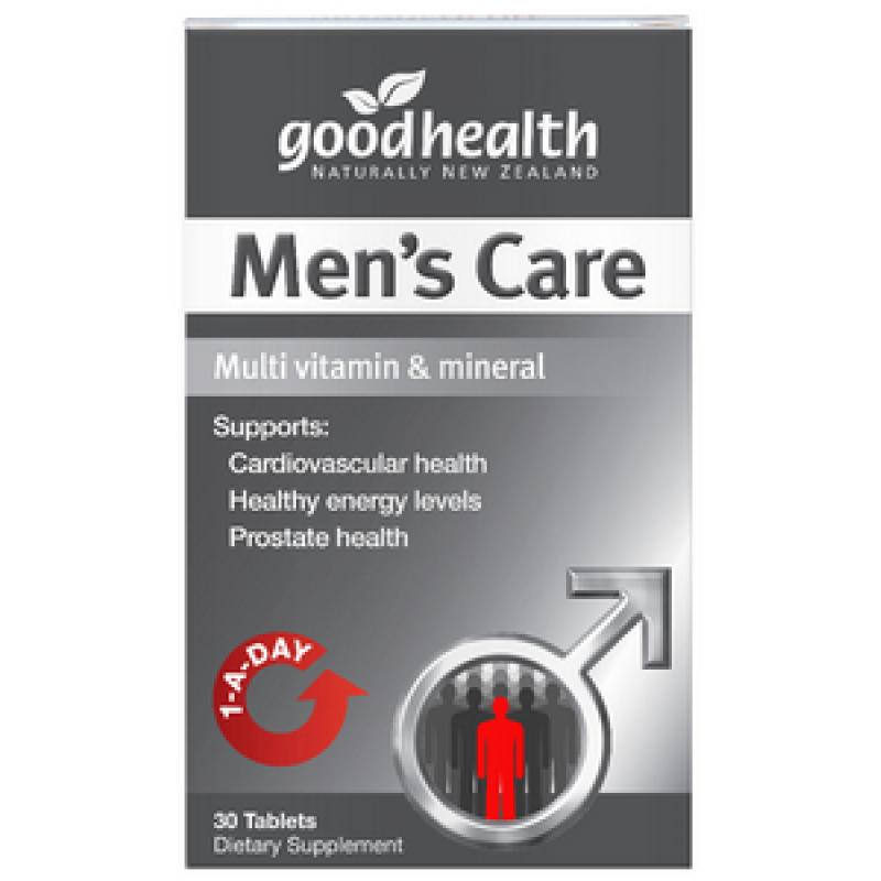 Good Health Mens Care 30