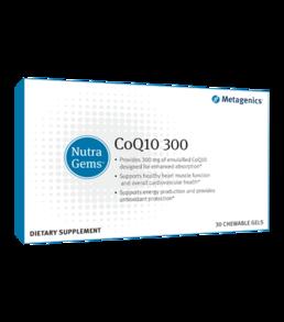Metagenics NutraGems CoQ10 300