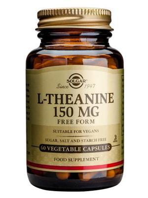 Solgar L-Theanine 150 mg 30 Vegetable Capsules