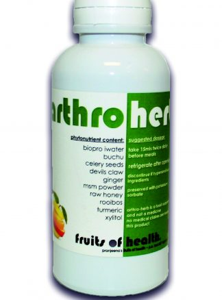 Arthroherb tonic