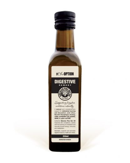 The Other Option Siberian Pine Nut Oil Digestive Remedy