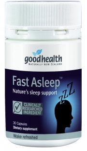 Good Health Fast Asleep 30 capsules