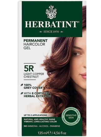 Herbatint 5 R Light Copper Chestnut