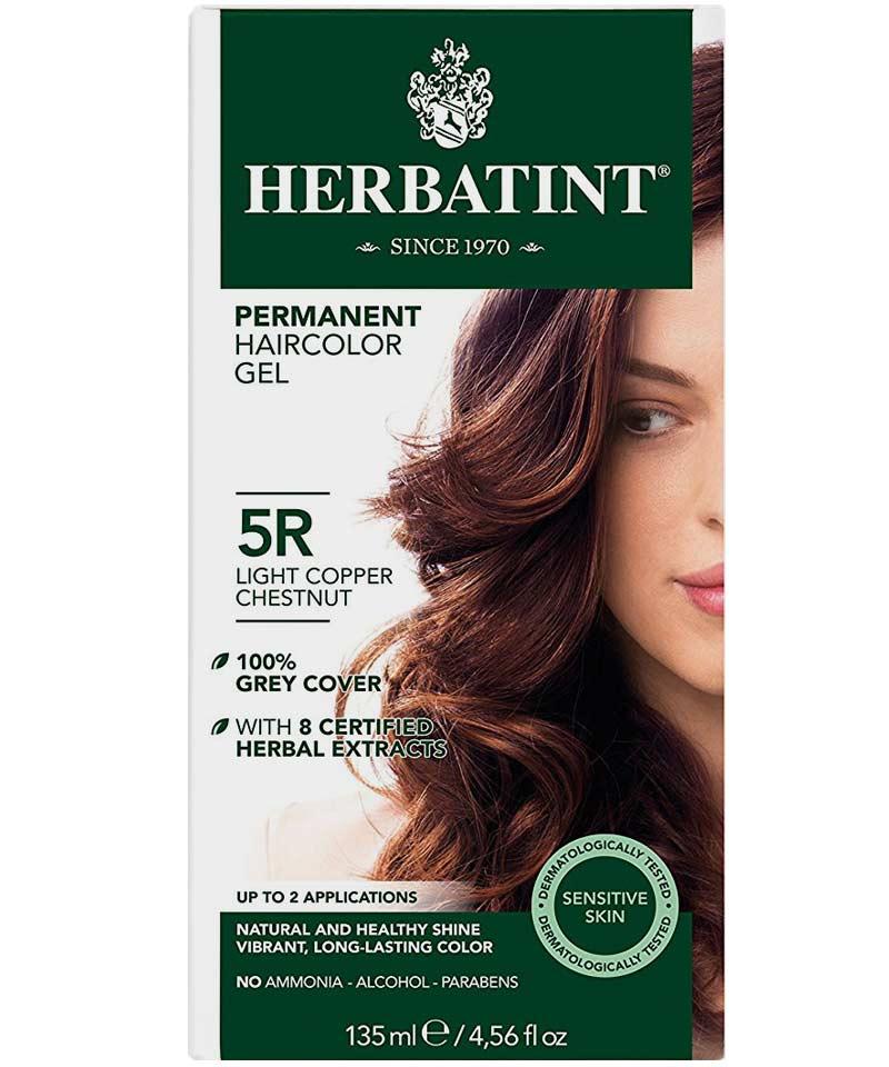 Herbatint 5 R Light Copper Chestnut