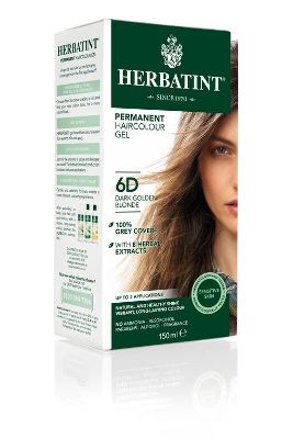 Herbatint 6 D Dark Golden Blonde