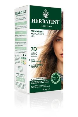 Herbatint 7 D Golden Blonde