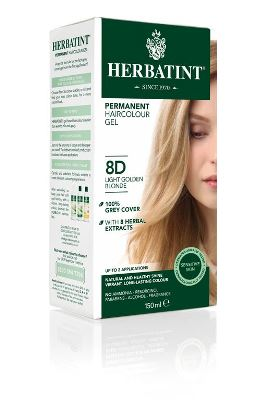 Herbatint 8 D Light Golden Blonde