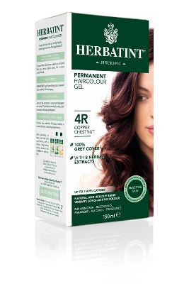 Herbatint Hair Colour  4R Copper Chestnut