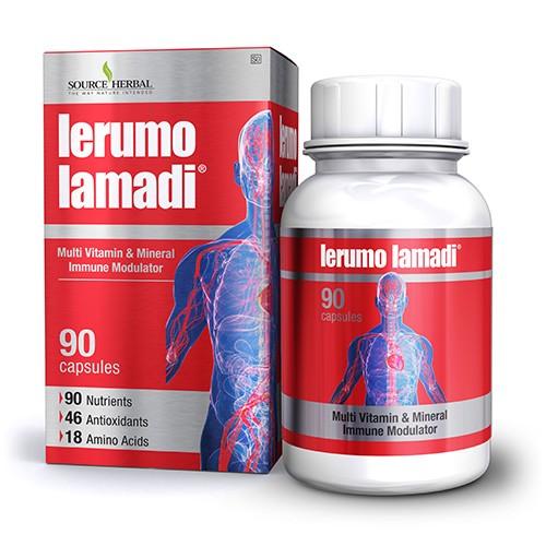 Lerumo Lamadi 90 Capsules