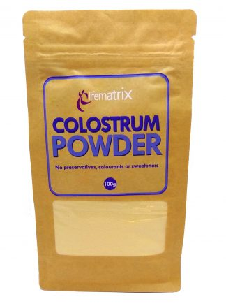 Lifematrix Colostrum powder