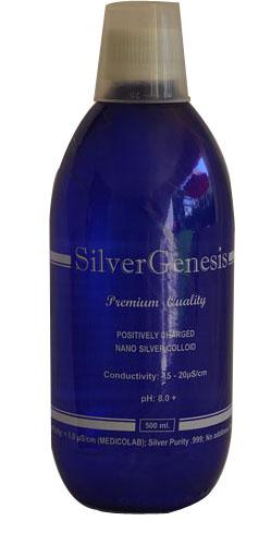 Silver Genesis 500ml