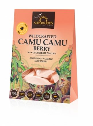 Superfoods Wildcrafted Camu Camu
