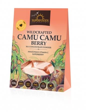Superfoods Wildcrafted Camu Camu