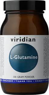 Viridian L Glutamine Powder