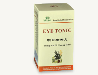 Feel Healthy China Herb Eye Tonic