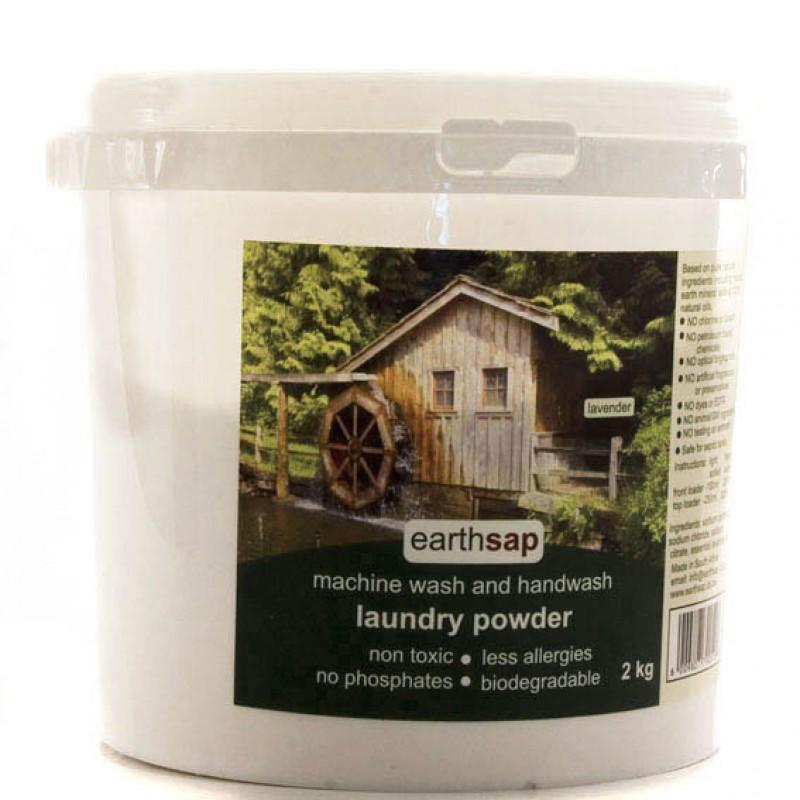 Earthsap Laundry Powder