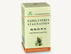 China Herb Expel Uterus Stagnation